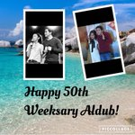 We have reached the golden weeksary Aldub nation. Proud to be an Aldub fan forever. #ALDUBGoldenWeeksary https://t.co/0118Oxlpw3