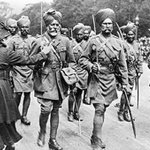 10000s of Sikhs died fighting Nazis to free Europe! But racists only see us as immigrants! #SMH #EUref #Brexit https://t.co/fD02hc7ffJ