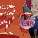 Two more days! Are you as excited for #CanadaDayBby as we are?! See you on Friday, #Burnaby! https://t.co/o4k7KrdnXz