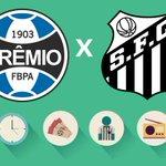 AO VIVO: @Gremio recebe o @SantosFC na Arena https://t.co/QR2xQlQVS5 https://t.co/FA0hbst542