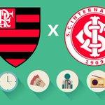 AO VIVO: @SCInternacional enfrenta o @Flamengo em Cariacica-ES https://t.co/bySoe7fLG8 https://t.co/M4bPOmJi9H
