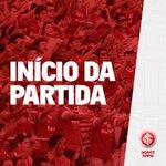 Bola rolando pra Flamengo x Inter!!! #ÉoInter https://t.co/wotorSsCSZ