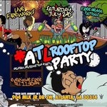 #ATLROOFTOPPARTY its the Only Move ???? https://t.co/qAS6oWOkOL
