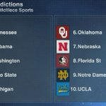 .@mcillecesports released its preseason predictions & Rocky Top is on top! https://t.co/leYw0jOpci