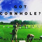 Got #Cornhole ? Get your team together for the #Fall League! #Social #Fun #ATL #NAtlanta https://t.co/jCuPwxof72 https://t.co/gLlXnOjddj