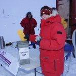 #ausvotes in Antarctica. Not all polling places are quite this scenic... https://t.co/08TjWQVTpZ