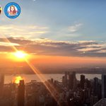 ???? more from our NY GT @mainedcm View from the top of the Empire State Bldg was breathtaking! #ALDUBGoldenWeeksary https://t.co/UHCUwmTfQm