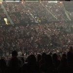 Foto panorâmica da Philips Arena onde ocorre o primeiro show da Future Now hoje! #FutureNowAtlanta https://t.co/iKlNcLUTB9