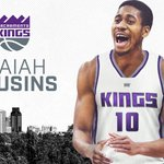 Just announced: Isaiah Cousins will wear No. 10! https://t.co/M5r6BicYHe