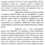 Exclusivo: Juiz da Custo Brasil critica decisão de Toffoli https://t.co/iWUxFSDmMx https://t.co/qaTzzRt6zq