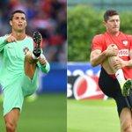 Lewandowski nekad musnahkan impian Ronaldo