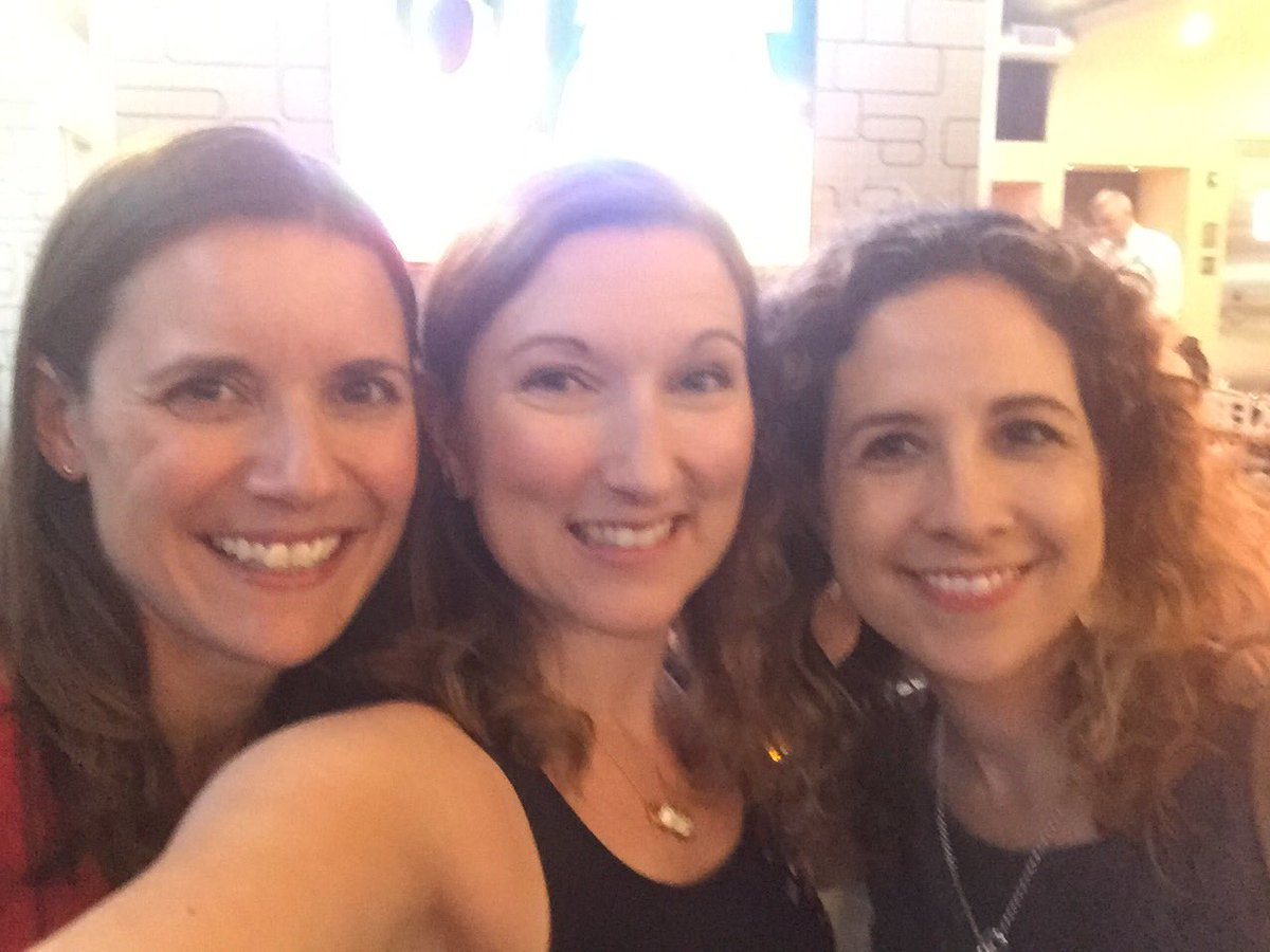 #triangletweetup selfie with friends! @MelACulbertson @spcoggins https://t.co/mfqkKpUf0K