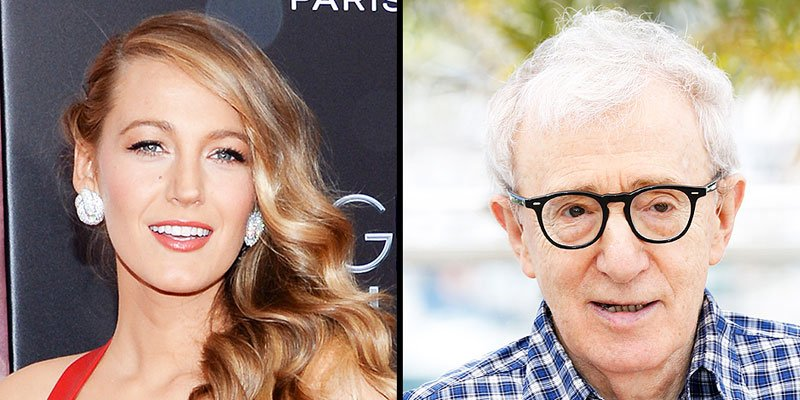 Blake Lively calls CafeSociety director Woody Allen 'very empowering' and 'encouraging'