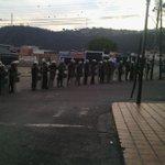 ALERTA Militarizan Ejido Edo Merida por fuertes protestas e intento de saqueo de 2 supemercados https://t.co/qN3YWYMo59