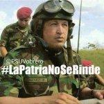 #ChavistasEnRebelionPopular porque la patria no se rinde, los patriotas saldremos victoriosos @NicolasMaduro https://t.co/yOn5BdhlIE