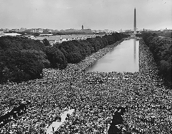 """""""I Have a Dream"""" speech was given this day in 1963 https://t.co/g6RsFHTvFq What do you dream for your community? https://t.co/vJTMwi9krM"""