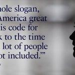 Were not going back, @realDonaldTrump. https://t.co/ogoALlSV8M