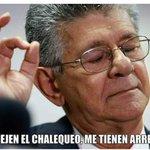 Sr @dcabellor Respete Yo No Quise Hablar En La #OEA Deje El Chalequeo jajajajaja #ChavistasEnRebelionPopular https://t.co/yDfAprKqsd