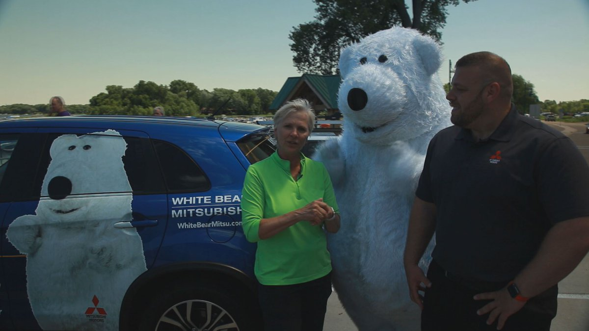 White Bear Mitsubishi >> Enter To Win A Mitsubishi Outlander Sport Awd From White Bear