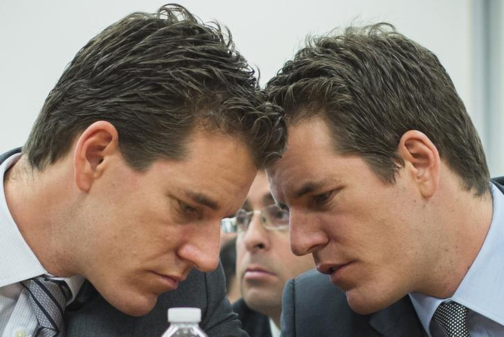 Winklevoss brothers choose BATS over Nasdaq for bitcoin ETF listing