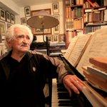 Maestro Inocente Carreño falleció a sus 96 años de edad https://t.co/0dx2ECplXS https://t.co/5oazp3comZ