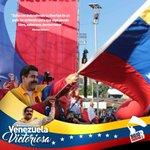 SEGUIMOS EN PIE DE LUCHA APOYANDO A NUESTRO PRESIDENTE @NicolasMaduro ..! #ChavistasEnRebelionPopular https://t.co/1cft3W7aal