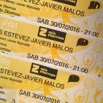Ya hay entradas para la Zitarrosa! Montevideo alli vamos. Sabado 30 de julio. https://t.co/nAODKcyGEf