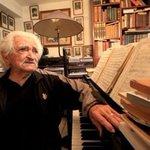 Falleció el maestro Inocente Carreño - https://t.co/Qw4XbpGdEZ https://t.co/rc5bUinK8B