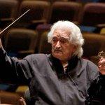 A los 96 años de edad fallece el compositor venezolano y director de orquestas, Inocente Carreño. https://t.co/X3IPmdGkfd