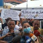 #EnVideo Crisis en Venezuela: pacientes trasplantados protestan por falta de medicamentos https://t.co/U9Wx583YUk https://t.co/jM8WqZcBl1
