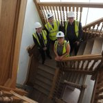 Behind the scenes pictures show Cupola House in Bury St Edmunds getting set to… https://t.co/Stu95IO4Wa #Suffolk https://t.co/dWvGmjOBGU
