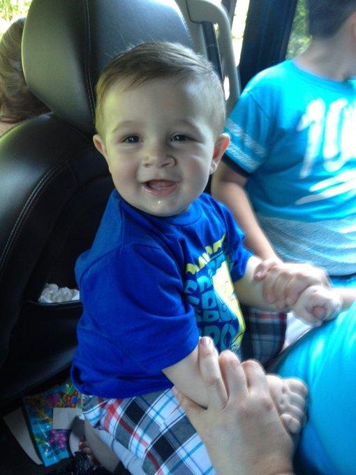 I Wanna Say Happy Birthday To My Bestfriend Ever Baby Nicky Hanes My Bff Brother Slash Nephew