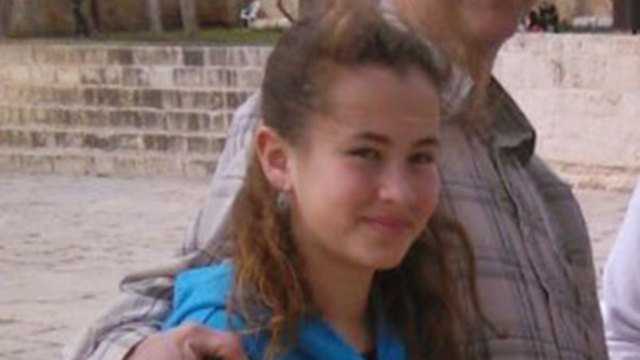 Halel Ariel, only 13 y/o,was murdered this morning by a Palestinian terrorist who stabbed her while she was sleeping https://t.co/SNVts5r5qP