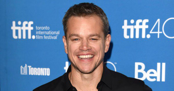 Matt Damon is going full Jason Bourne mode in the name of charity.