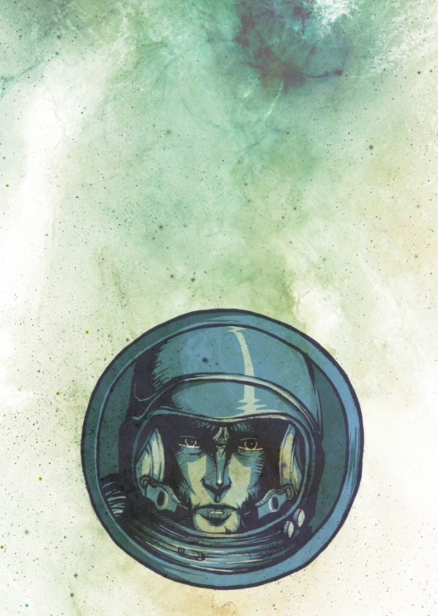 RT @CaptClare: Always love finding cool #space stuff on @hitRECord ????????????????????#illustration by jollyoldcaptain https://t.co/mbVKamA68M https://t.…
