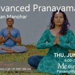 Pranayama at Me MetMe! https://t.co/t8bBX8aPZU https://t.co/1xV5T7lFF5