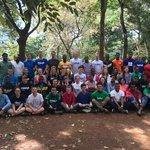 8 Echos, 7 Charlies, and 3 Alphas. This is how we do it! #Tanzania #Volunteer #RaleighInternational #RaleighTanzania https://t.co/0UxRr41yo4