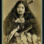 Kia ora @GoldenTikiVegas This woman, Pare Watene, was a real person with real descendants who deserve an apology. https://t.co/Z7VnnE0nVs