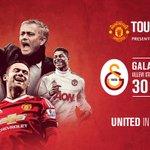 #MUtour: We'll face @GalatasaraySK in Gothenburg, Sweden on 30 July. More info: https://t.co/nxjYVEb20Y https://t.co/OcaRIyO2mS