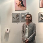 Great collection of sculptural brooches and earrings from Zoe Wilson @NewDesigners. Stand JC36 #nd16 @dundeeuni https://t.co/IFB3YPKpGo