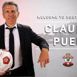 Welcome to #SaintsFC, Claude Puel! 😇 #SaintClaude https://t.co/pSExXIBQpb