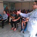 Misioneros eléctricos de Paraguaná recibieron taller de seguridad https://t.co/Rp4gwntA96 https://t.co/H7ErZz0Hlh