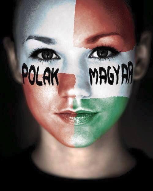 Polak, Węgier - dwa bratanki. Lengyel, magyar - két jó barát  Do Boju Polsko! Hajrá Lengyelország!  #EURO2016 #Pol https://t.co/UwX1NdFqqu