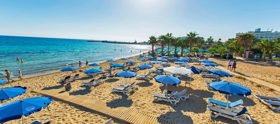.@CobaltAero to fly 2 x weekly direct service from @DublinAirport to Cyprus, July-Sept