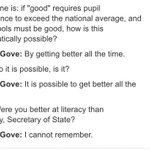 May I remind you of the time Gove told a select committee that it was possible for everyone to be above average? https://t.co/w8U6A4M82e
