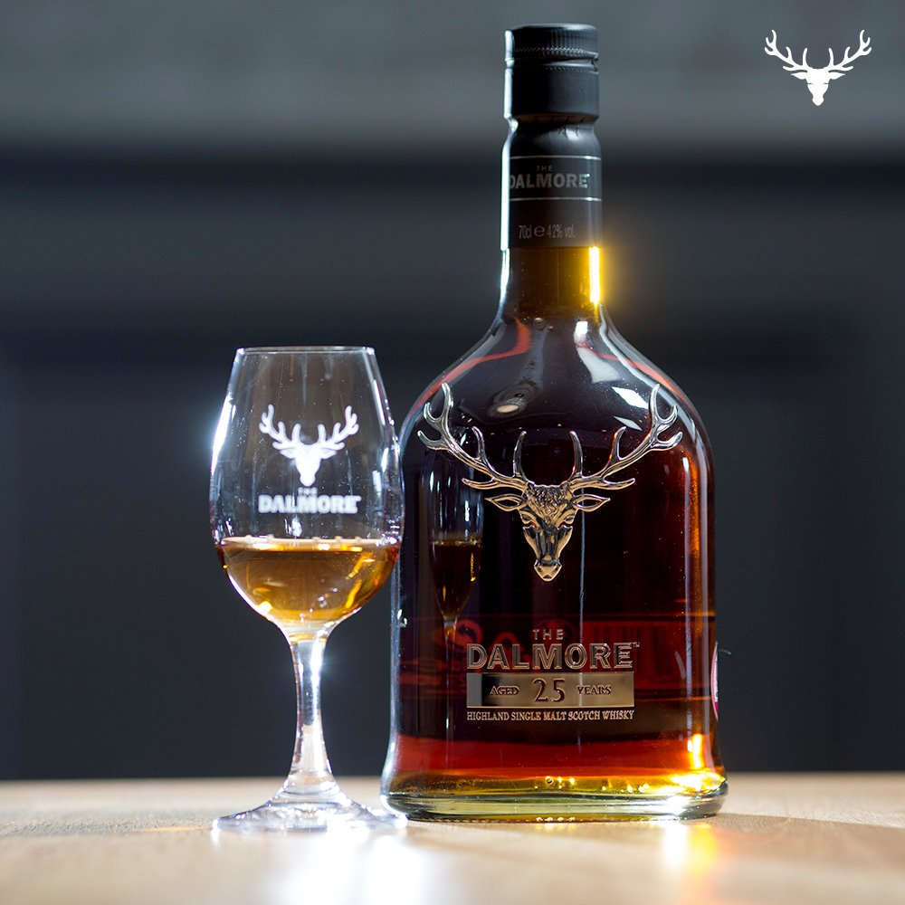Master Distiller @the_nose selected unique Palomino Fino sherry butts in which to mature The Dalmore 25 https://t.co/w4IaPBAYQz