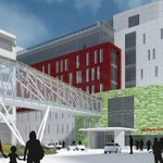 #UofL to begin construction of 170,000 sq. ft. pediatric medical office building on July 18 on E. Chestnut Street. https://t.co/QlGT5EqTBf