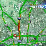 NB & SB 35W is SLOW. Use Beach St or Blue Mound instead. #traffic #DFW OR US 377 https://t.co/VEYyr4h4JL