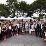 Rencontre ac les agents de la restauration scolaire pr fêter les 5 ans du chef #Ratatouille & de la reprise en régie https://t.co/JsoTI98cOq