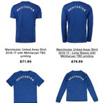 United online store pulled the trigger a bit early & are listed as selling Mkhitaryan shirts. https://t.co/apRwQYgsnj